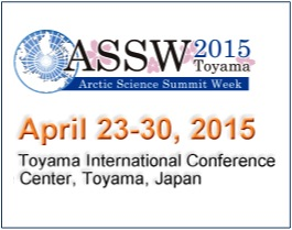 Go to Arctic Science Summit Week 2015